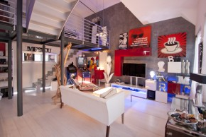 Modernissimo Loft con cortile privato